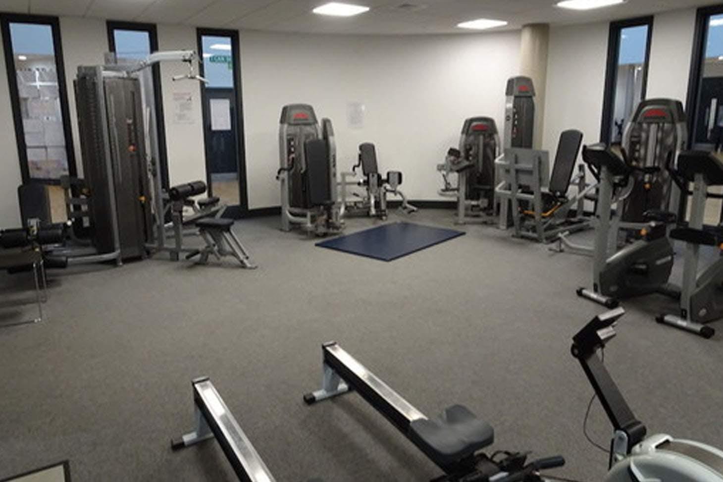 Highfield Leadership Academy Gym | Hard gym
