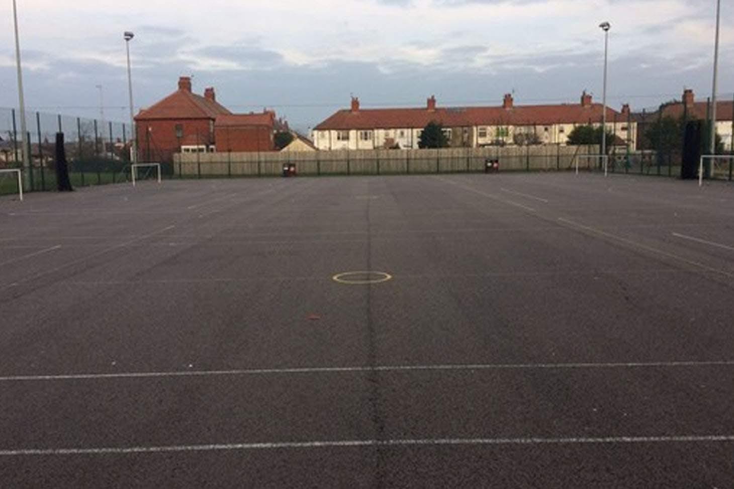 Highfield Leadership Academy 5 a side | Hard (macadam) football pitch
