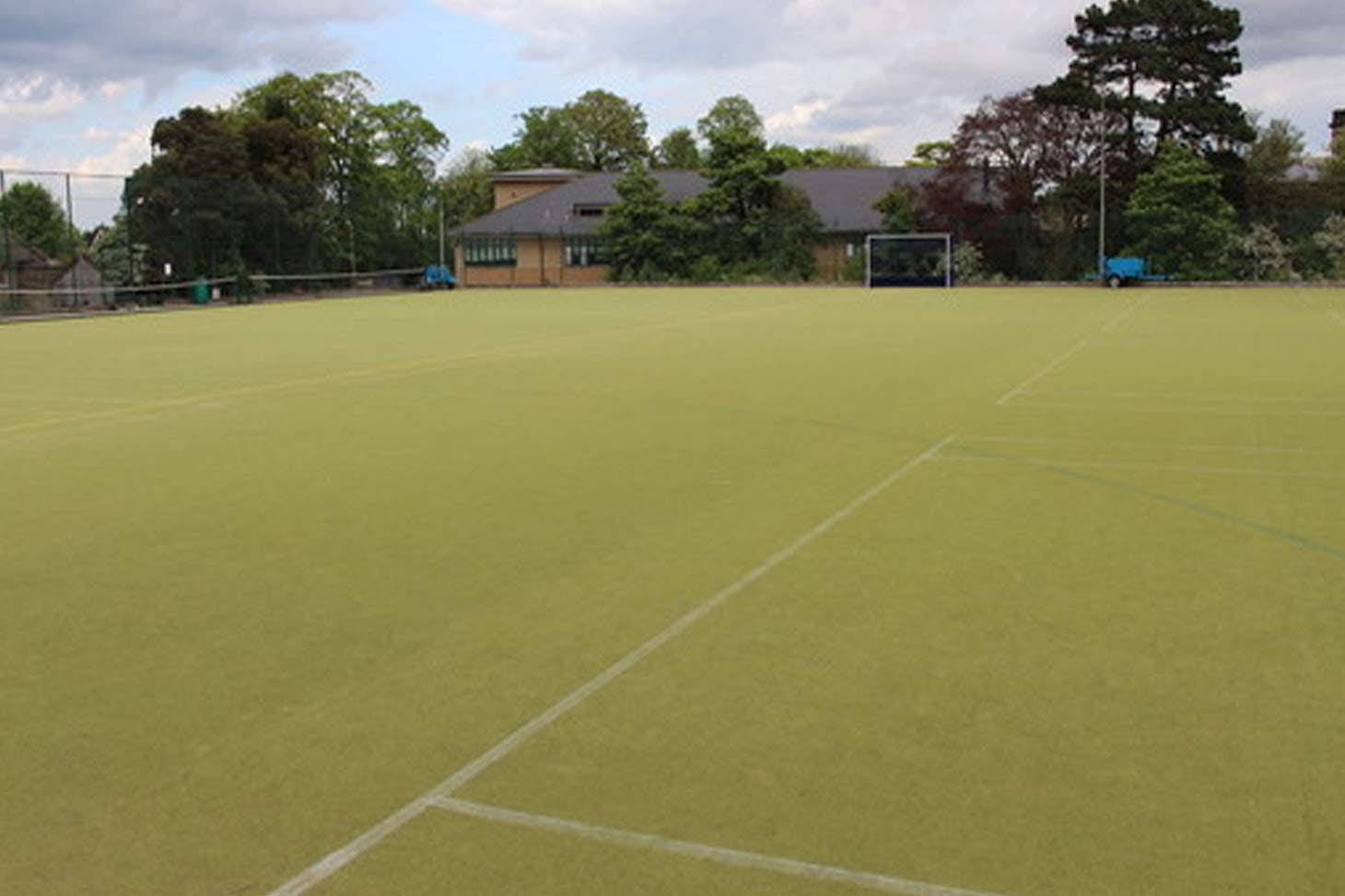 Hull Collegiate School 11 a side | Astroturf football pitch