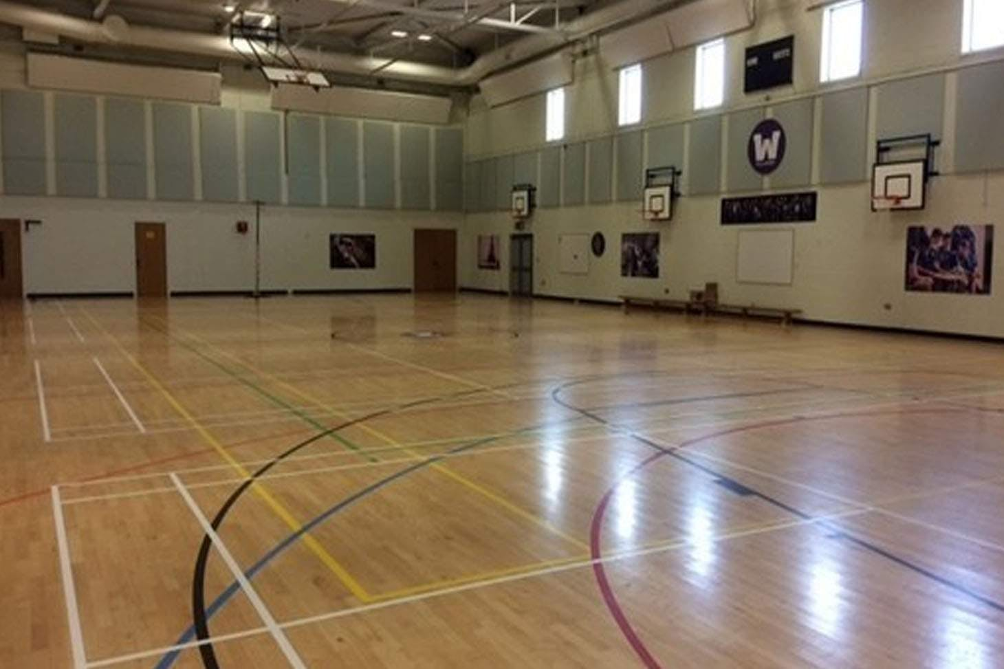 Wyke College 5 a side | Indoor football pitch