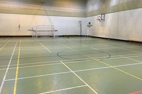Bury C of E High School | Indoor Cricket Facilities