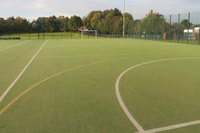 St. James's C of E High School | Sand-based astroturf Rugby Pitch