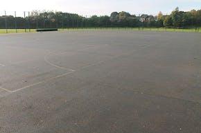 St. James's C of E High School | Hard (macadam) Tennis Court