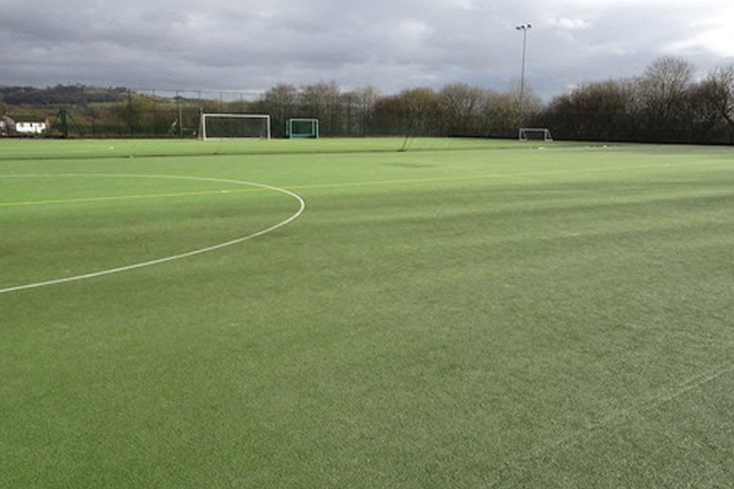 Woodhey High School 11 a side | Astroturf football pitch