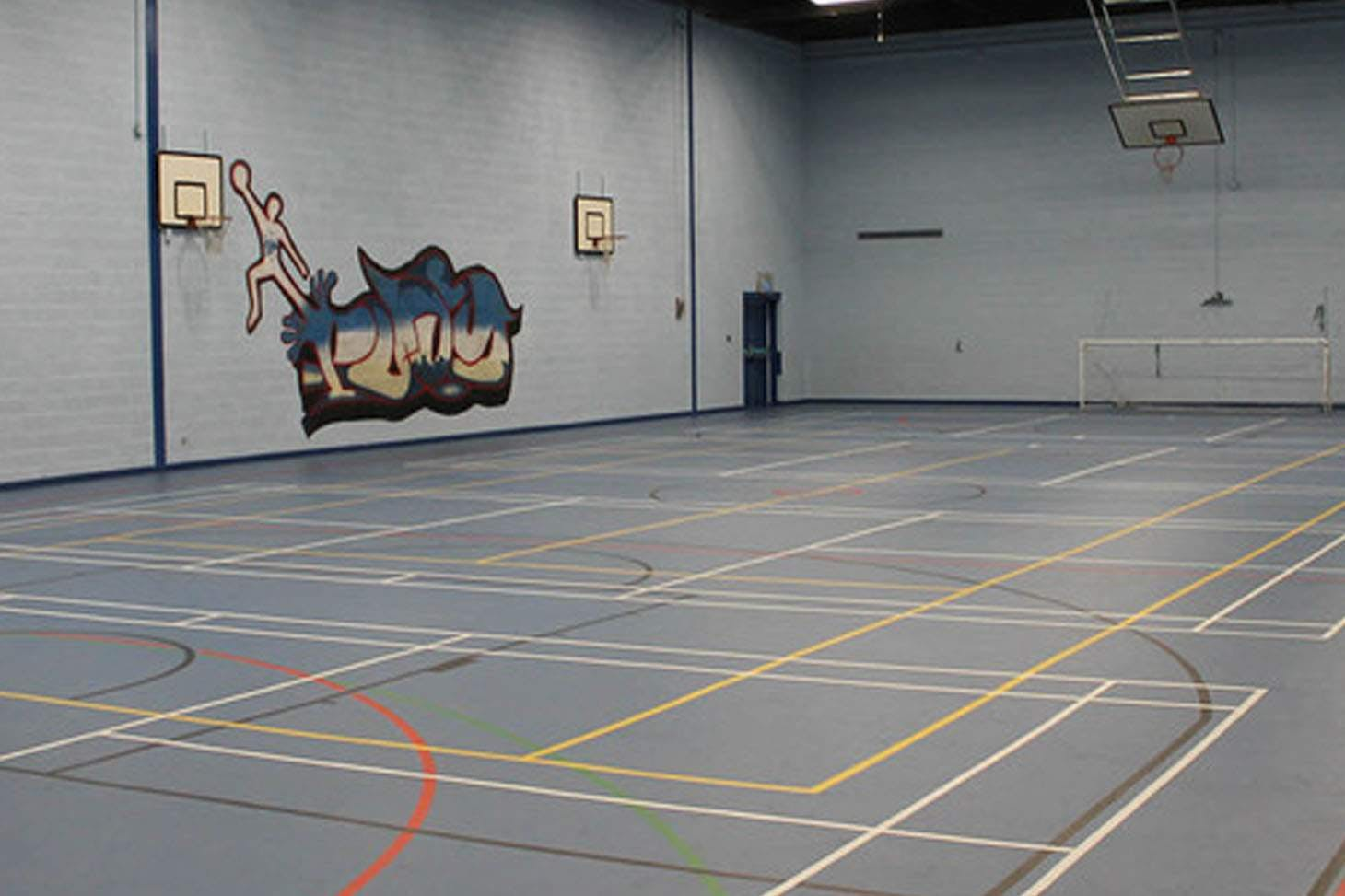 Tottington High School 5 a side | Indoor football pitch