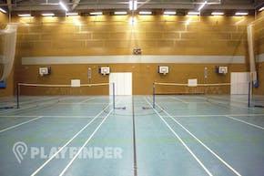 Globe Academy | Indoor Basketball Court