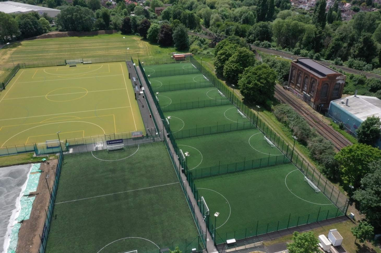Jubilee Sports Ground (St Dunstan's Enterprises) Outdoor | Astroturf hockey pitch