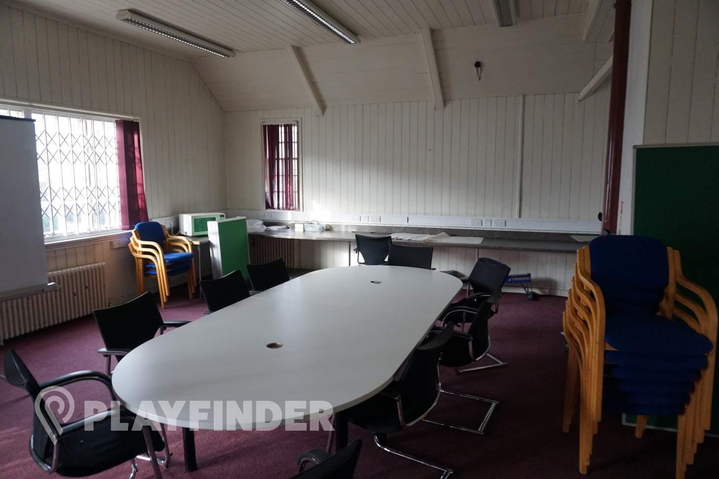 Leyton Sports Ground IT room space hire