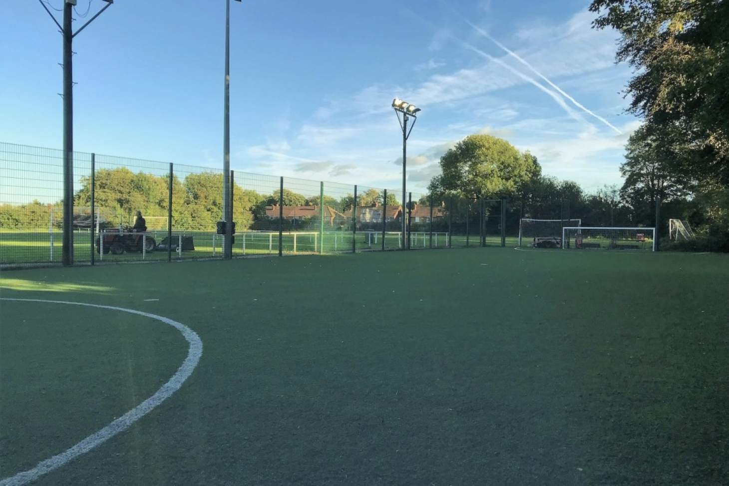 Cheadle Town FC 5 a side | 3G Astroturf football pitch