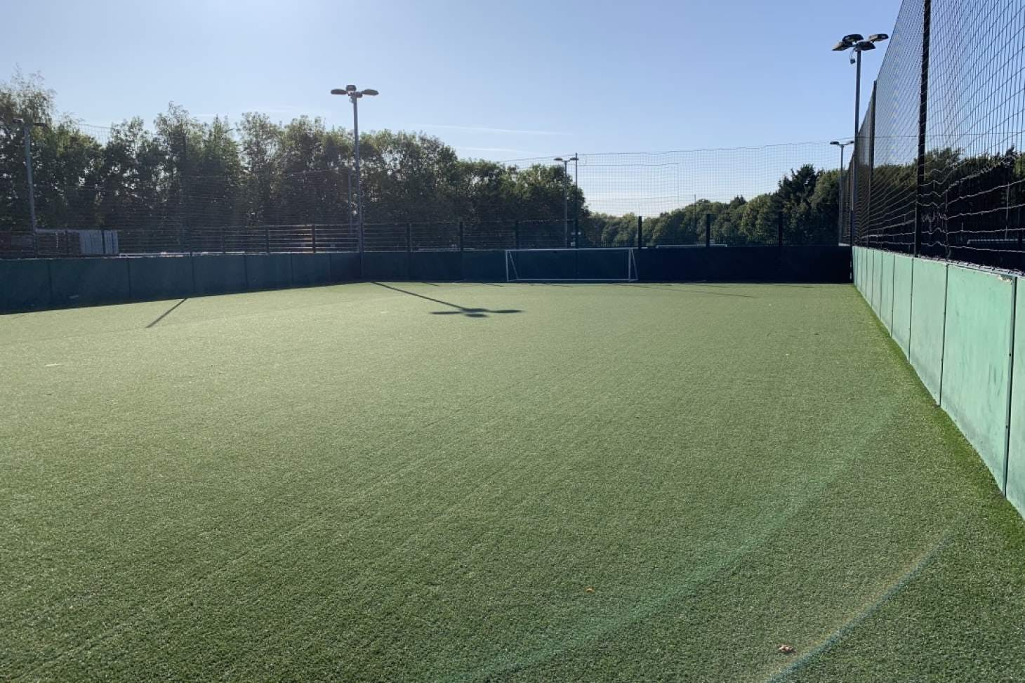 Basingstoke Soccer Centre 5 a side | 3G Astroturf football pitch