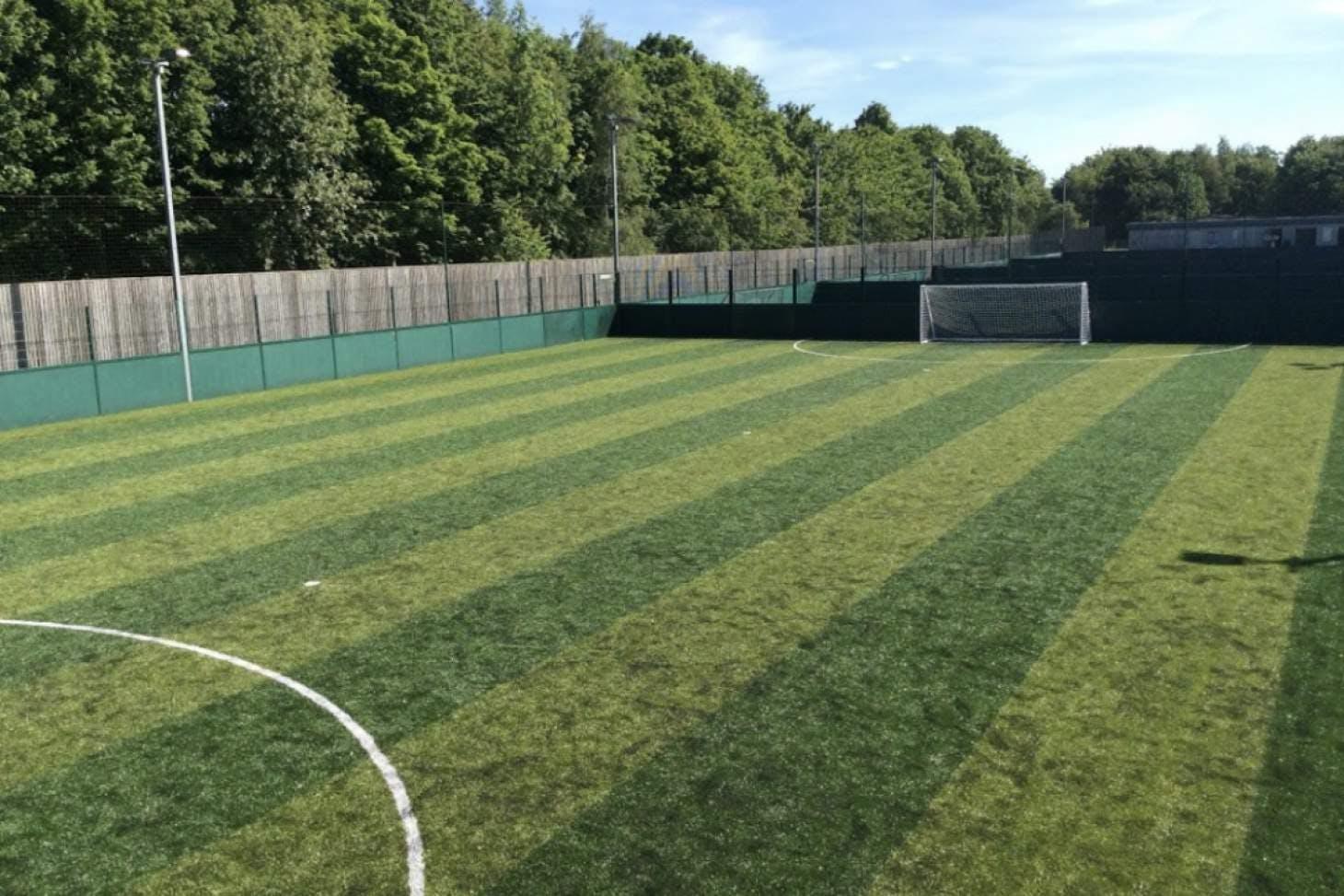 Basingstoke Soccer Centre 7 a side   3G Astroturf football pitch