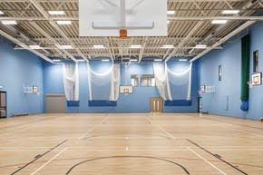 Beaumont School | Sports hall Cricket Facilities