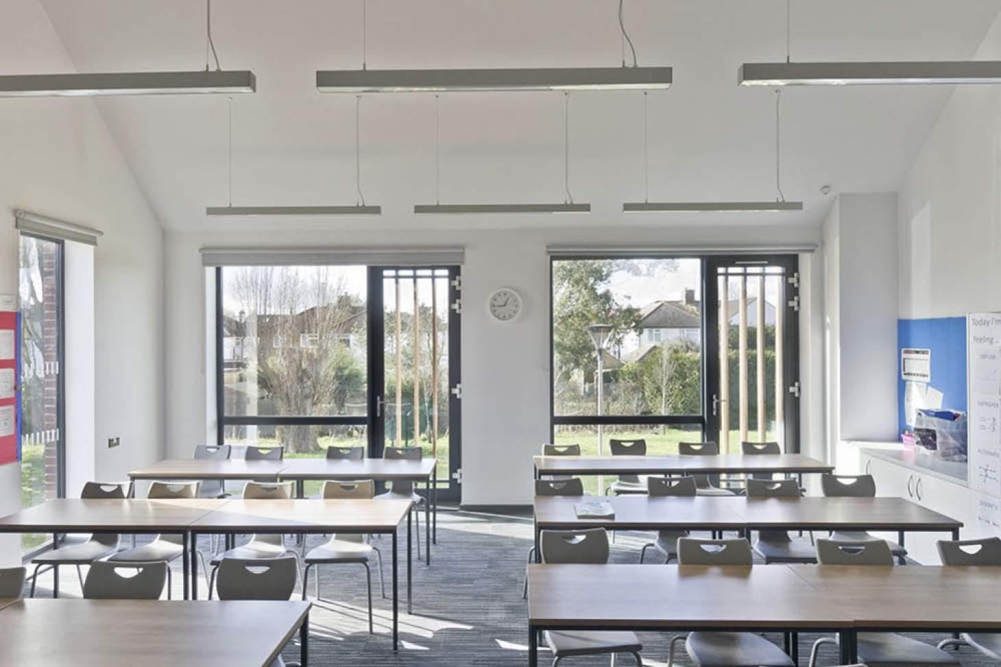 Beaumont School Classroom space hire