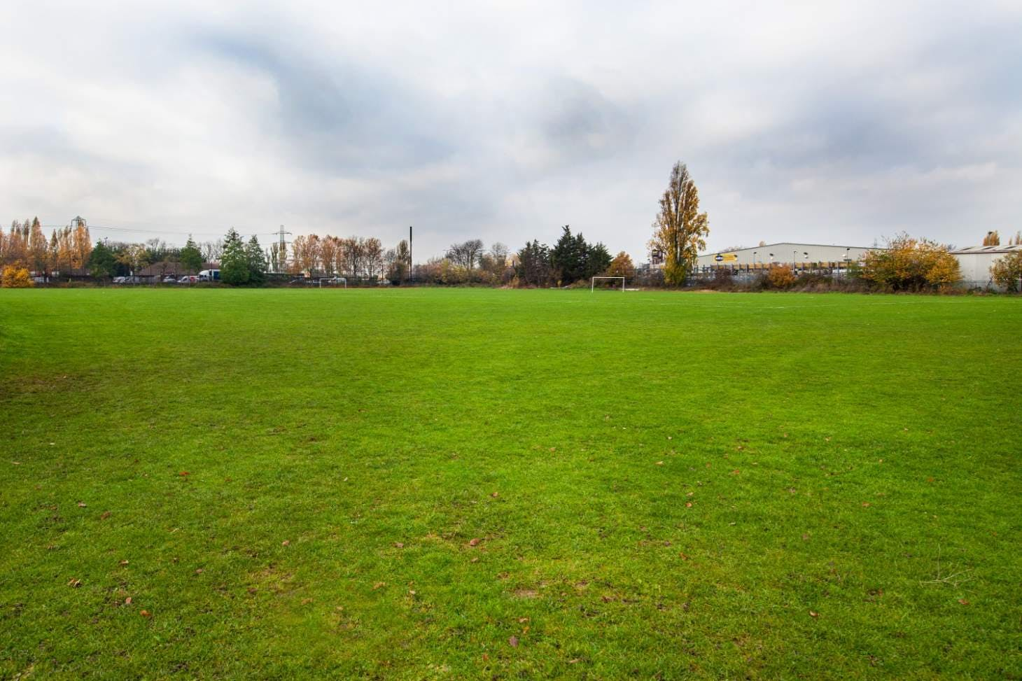 Salisbury Hall Playing Fields Field space hire