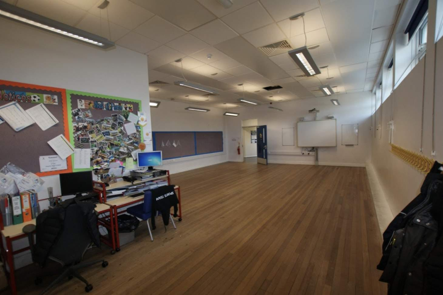George Tomlinson Primary School Drama studio space hire