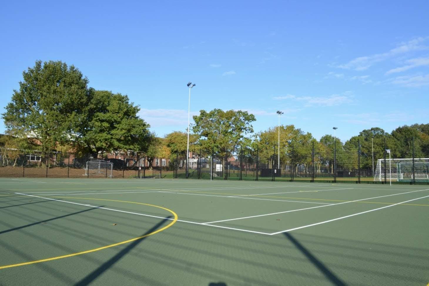Beaumont School Outdoor   Hard (macadam) tennis court