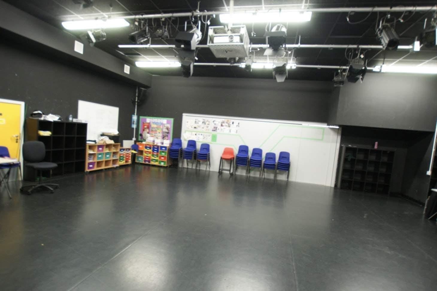 Walthamstow School for Girls Drama studio space hire