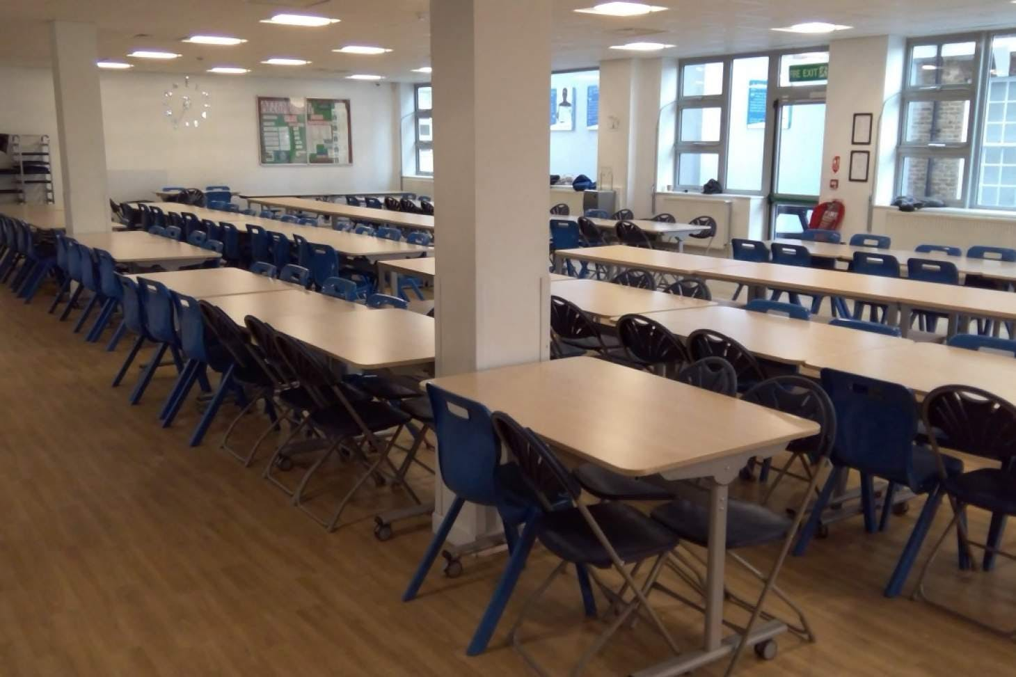 Greenwich Free School Function room space hire