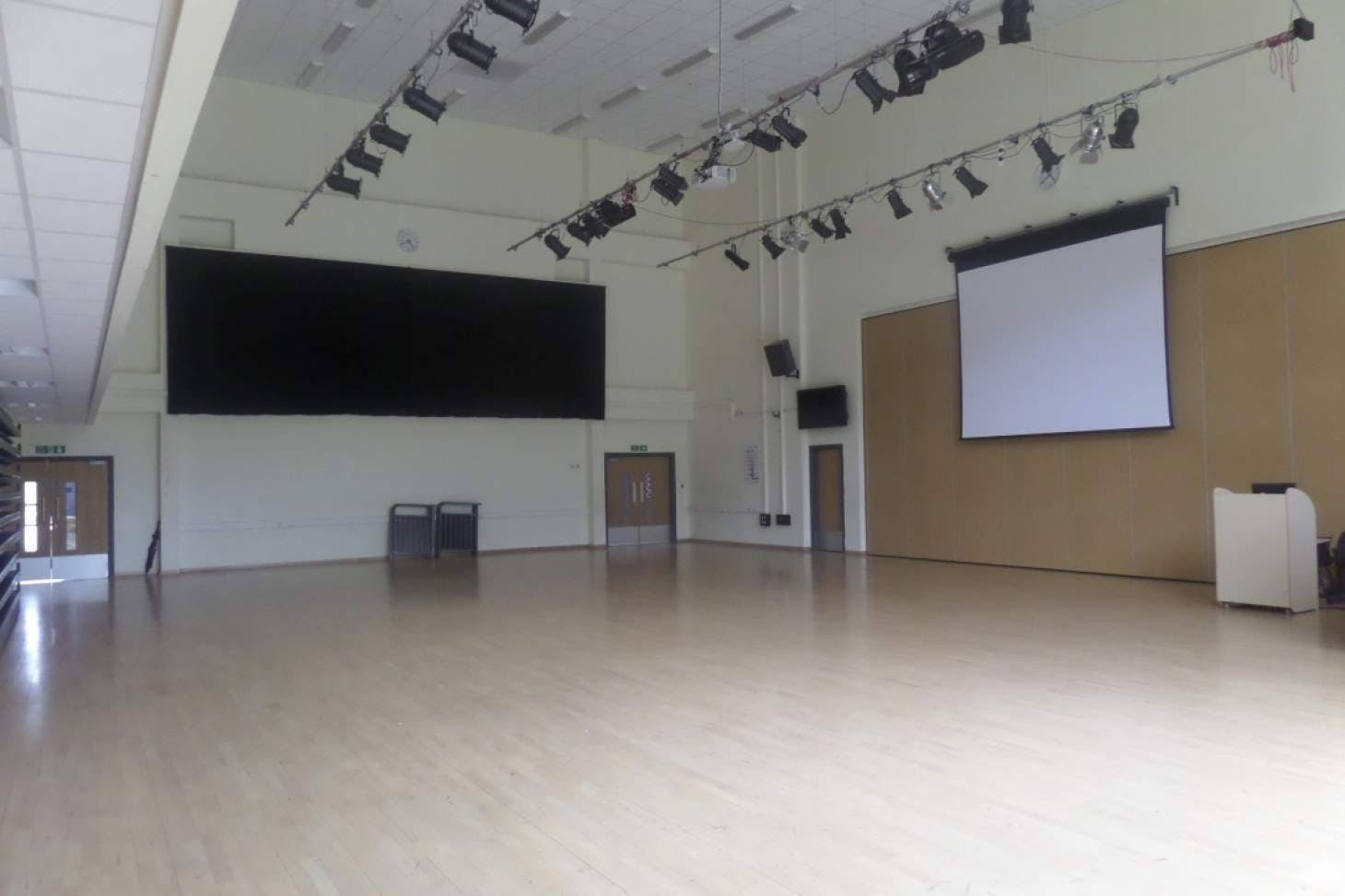 John Smeaton Academy Main hall space hire