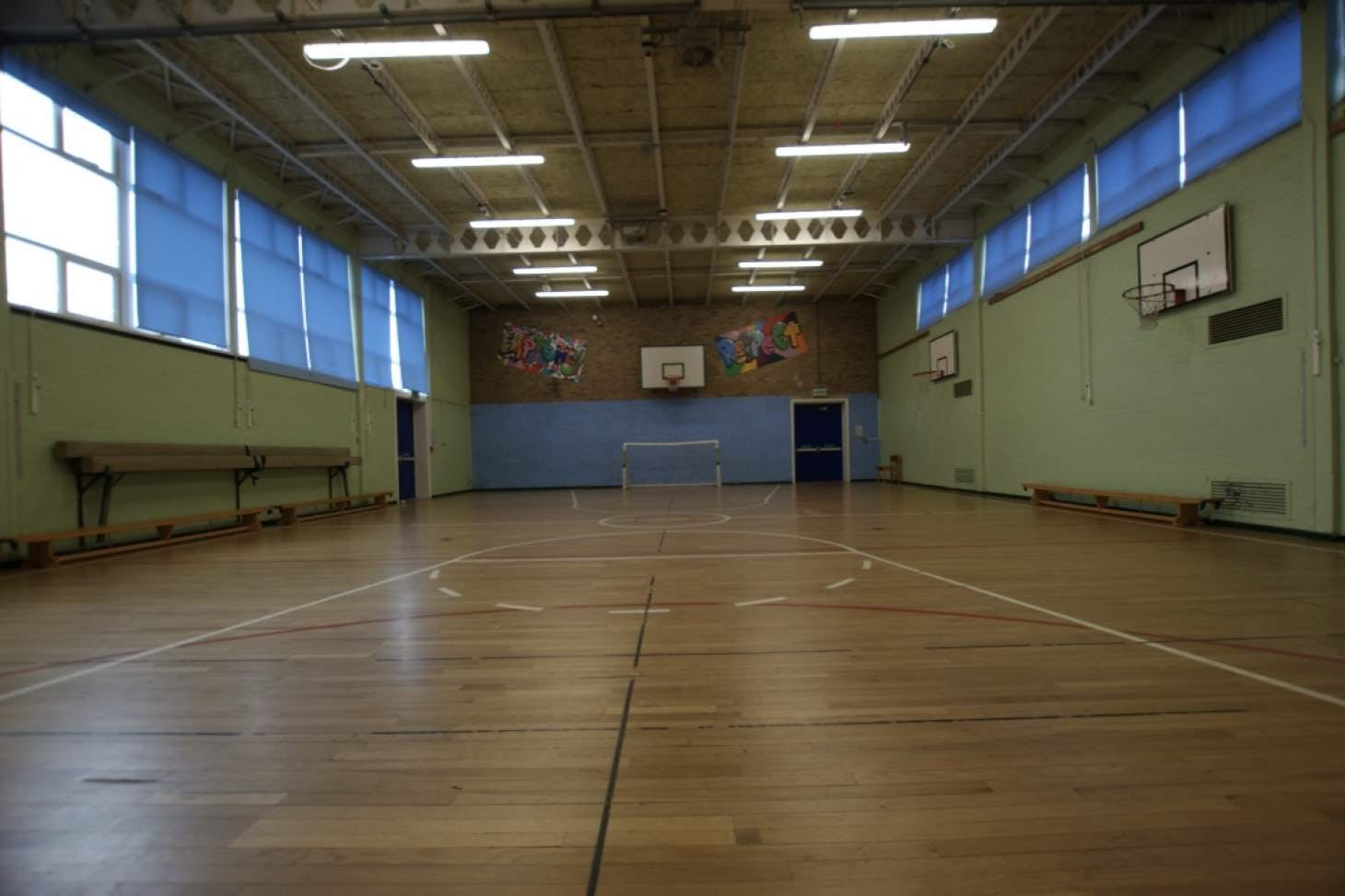 Fulbrook Middle School 5 a side | Indoor football pitch