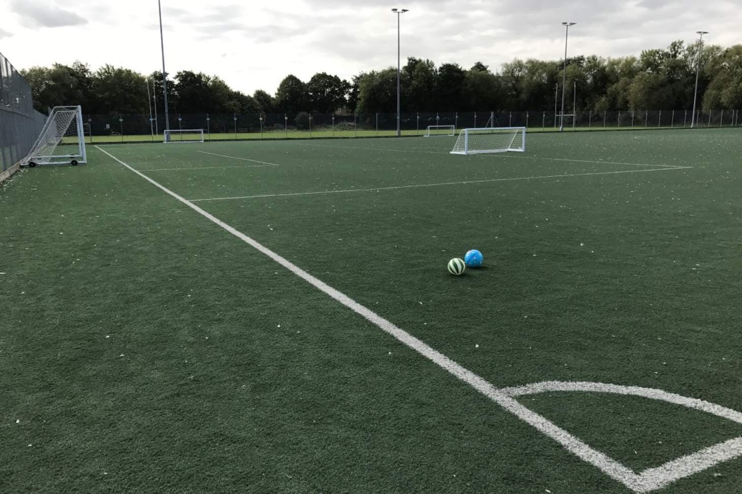 Northampton Leisure & Community Centre 11 a side | 3G Astroturf football pitch