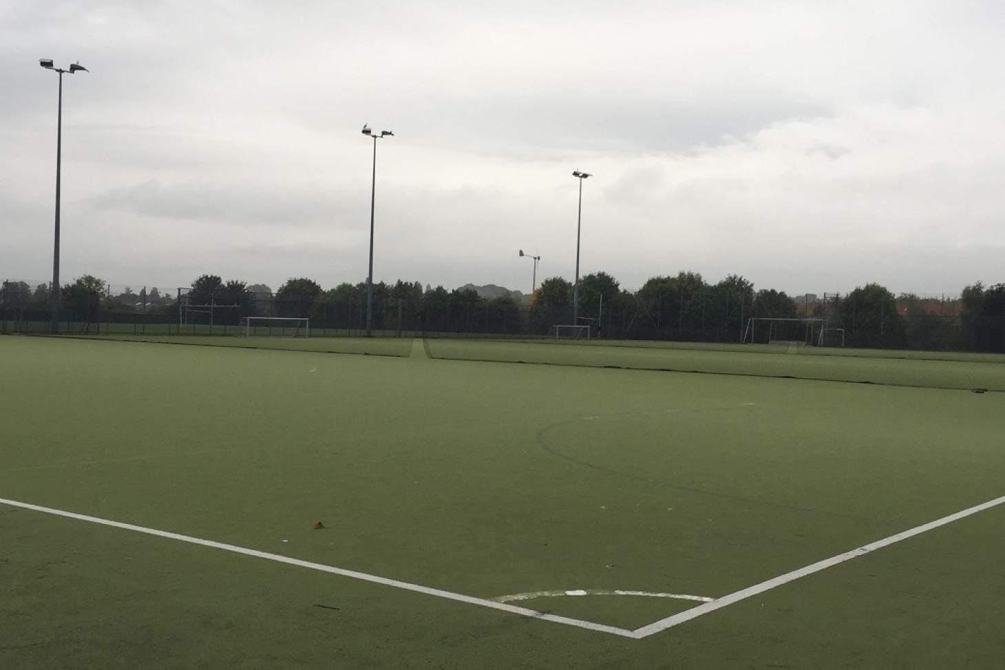 National Church of England Academy 5 a side | Astroturf football pitch