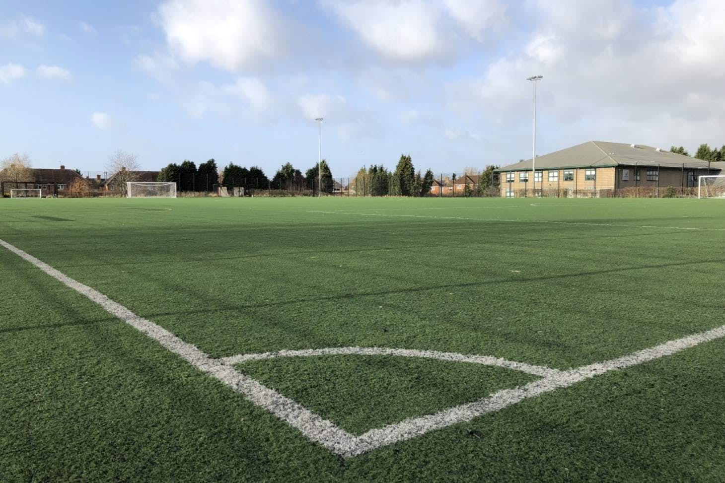 John Madejski Academy (White Horse Federation) 11 a side | 3G Astroturf football pitch