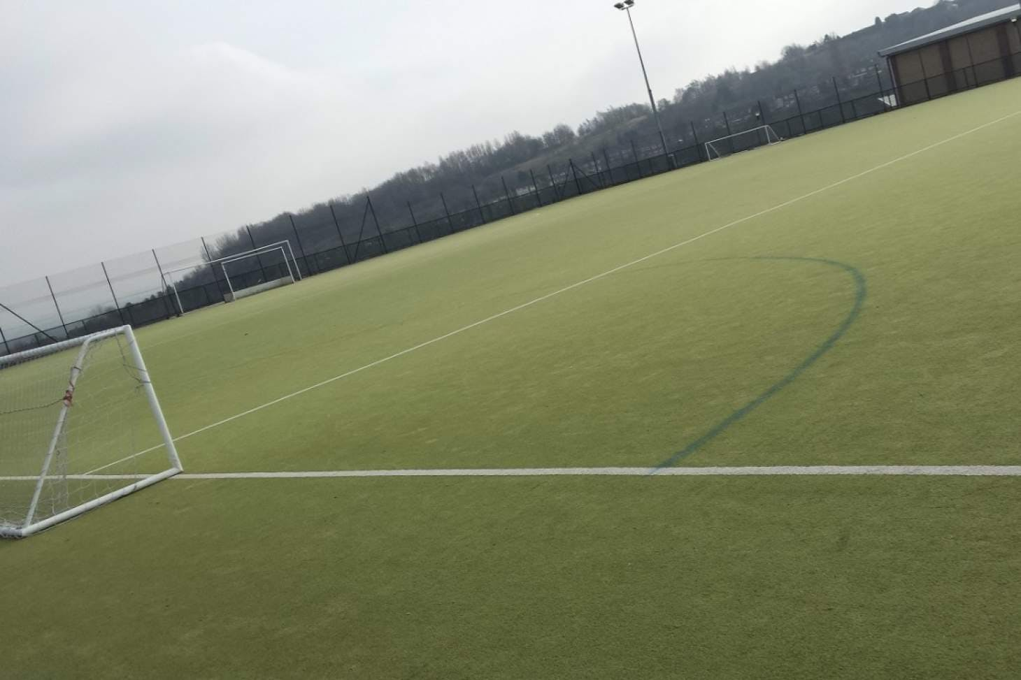 Hinde House School 5 a side | 3G Astroturf football pitch