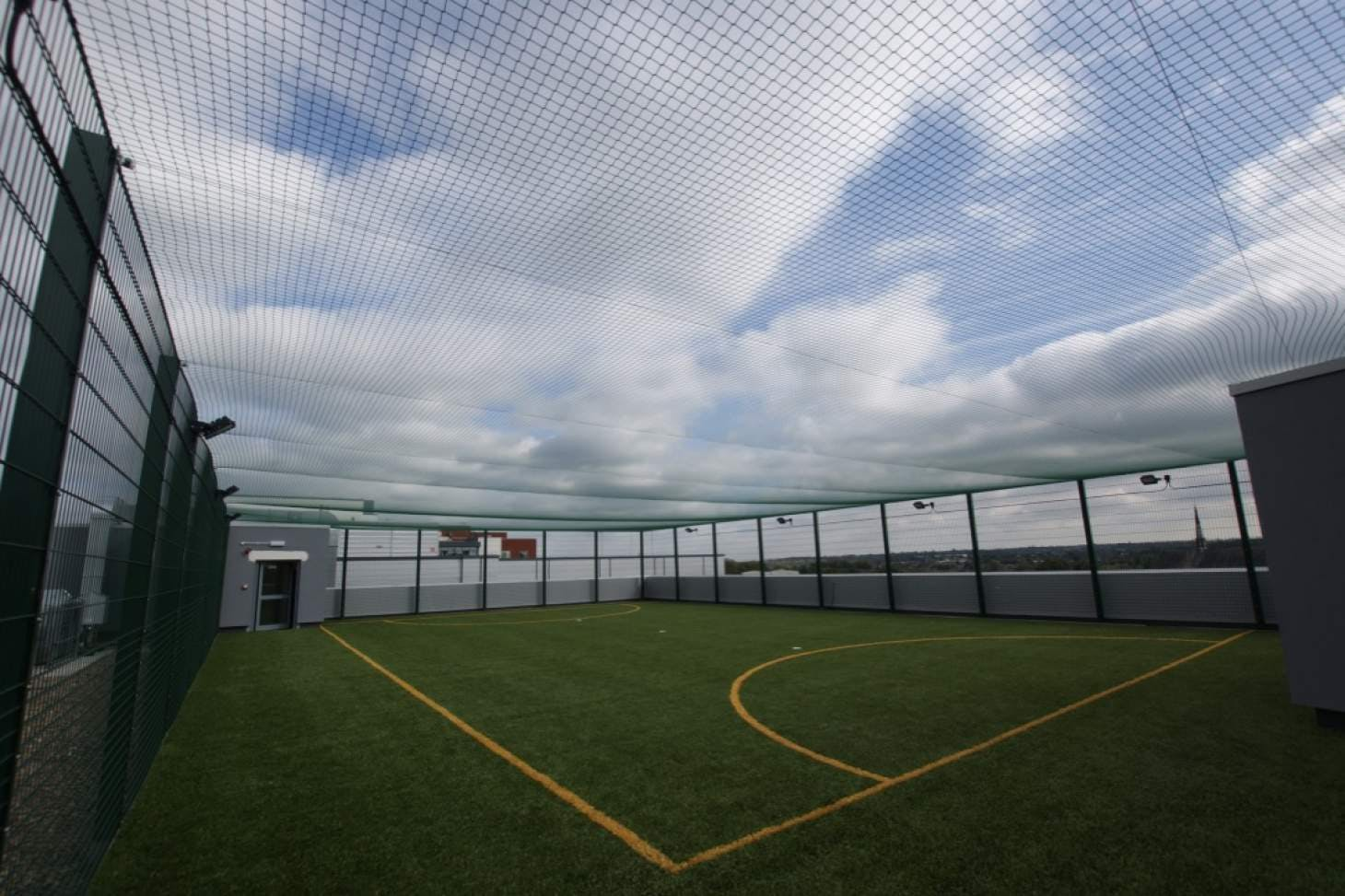 St John's C of E Primary School Watford 5 a side | 3G Astroturf football pitch