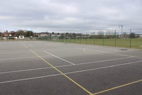 Queen Elizabeth's Girls' School | Hard (macadam) Tennis Court