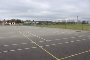 Queen Elizabeth's Girls' School | Hard (macadam) Netball Court