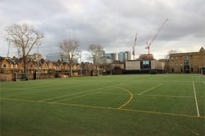 Godolphin and Latymer School | Astroturf Hockey Pitch