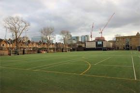 Godolphin and Latymer School | Astroturf Football Pitch