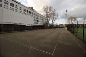 Godolphin and Latymer School | Hard (macadam) Tennis Court