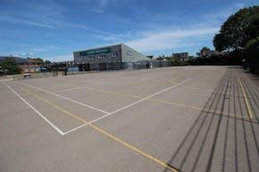 Rivers Academy West London | Hard (macadam) Tennis Court
