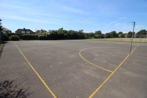 Rivers Academy West London | Hard (macadam) Netball Court