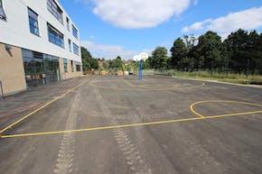 Ark Pioneer Academy | Hard (macadam) Tennis Court
