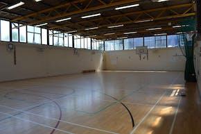 Harris Academy Bermondsey | Sports hall Volleyball Court