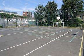 Ark Oval Primary Academy | Hard (macadam) Netball Court