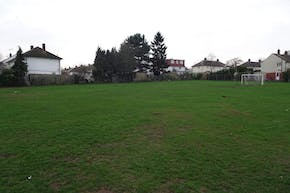 Fryent Primary School | Grass Football Pitch