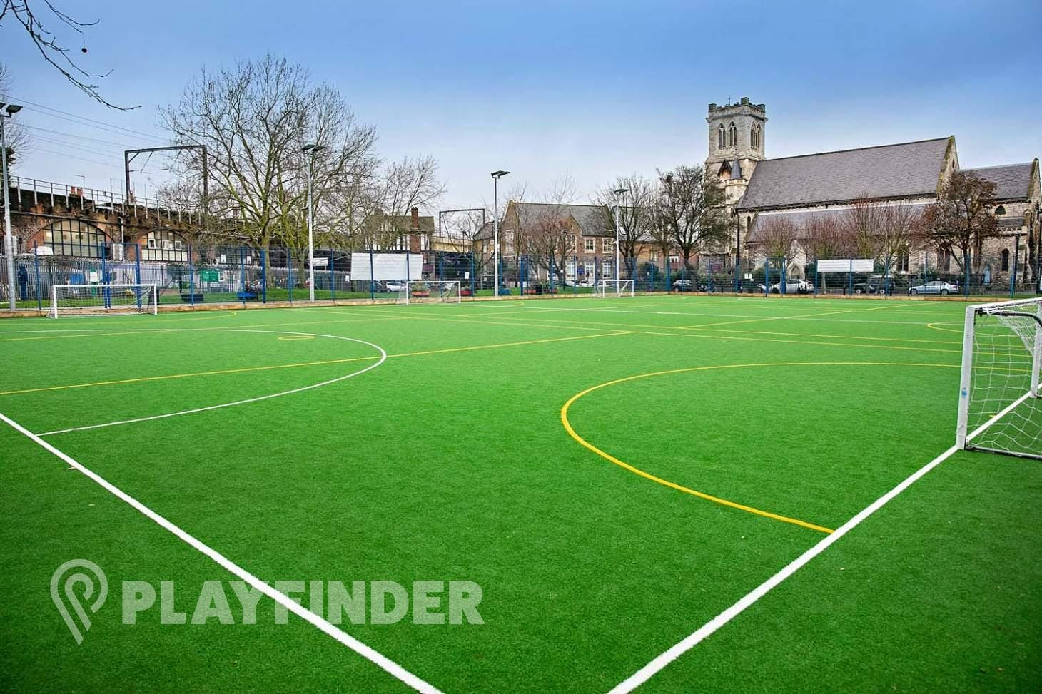 Castlehaven Sports Pitch 5 a side | Astroturf football pitch