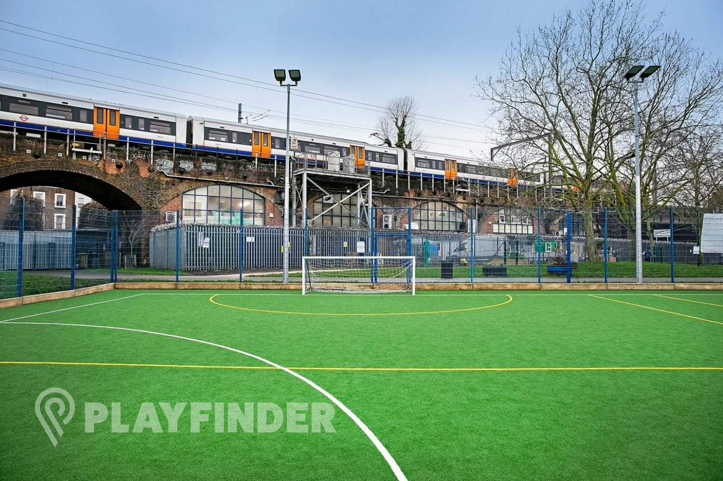 Castlehaven Sports Pitch Court | Astroturf volleyball court