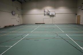 St James Catholic High School | Indoor Basketball Court