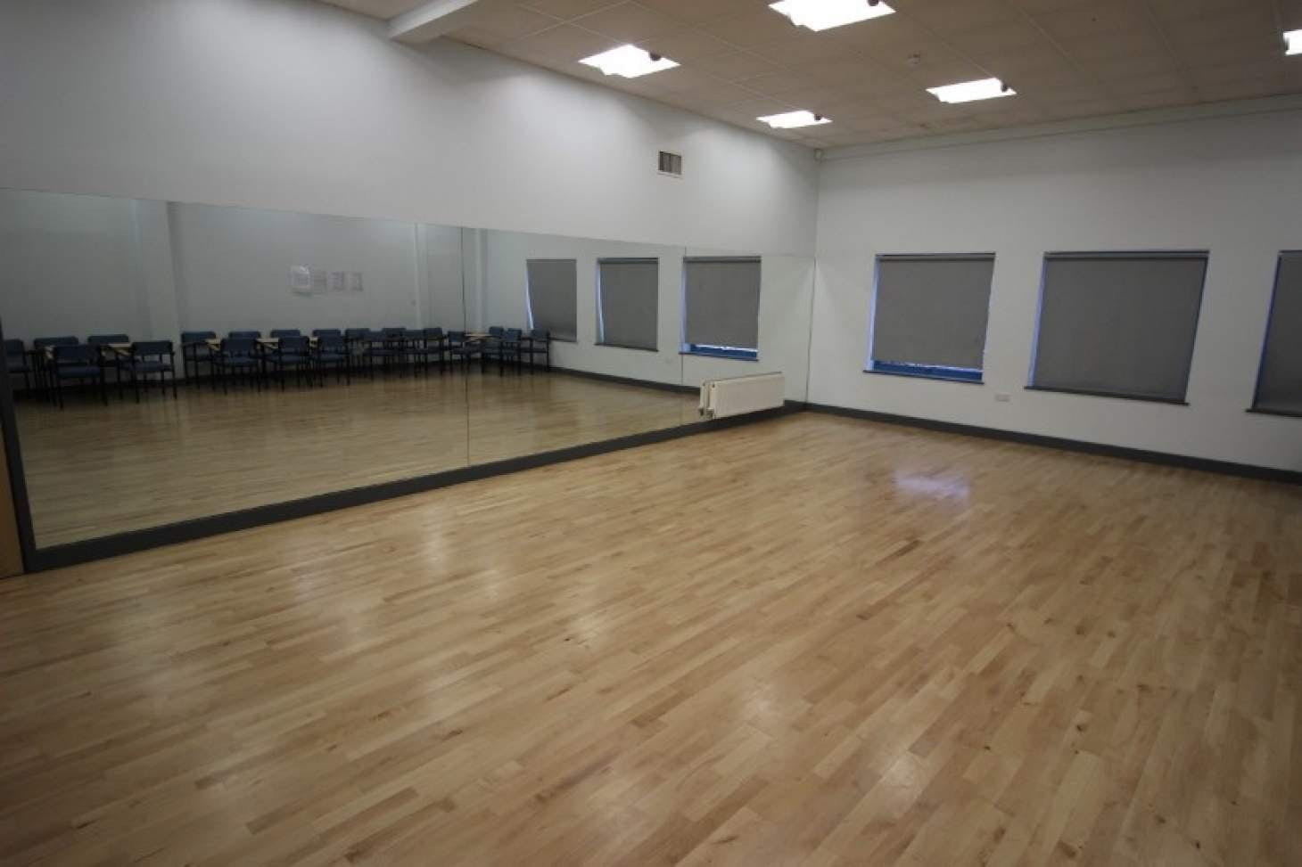 St James Catholic High School Studio   Dance studio space hire