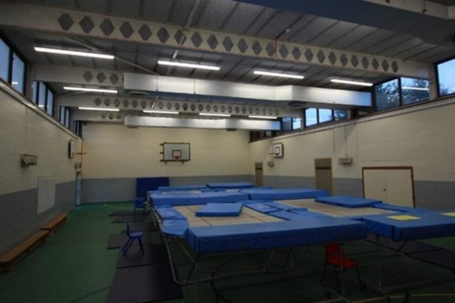 St James Catholic High School Gymnasium space hire