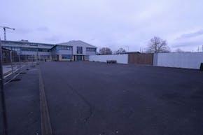 St James Catholic High School | Hard (macadam) Basketball Court