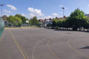 Kings Avenue School | Hard (macadam) Netball Court