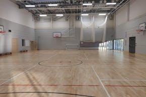 Nishkam School West London | Indoor Football Pitch