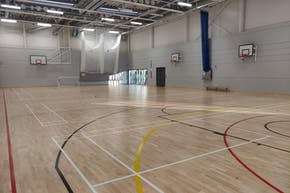 Nishkam School West London | Indoor Cricket Facilities