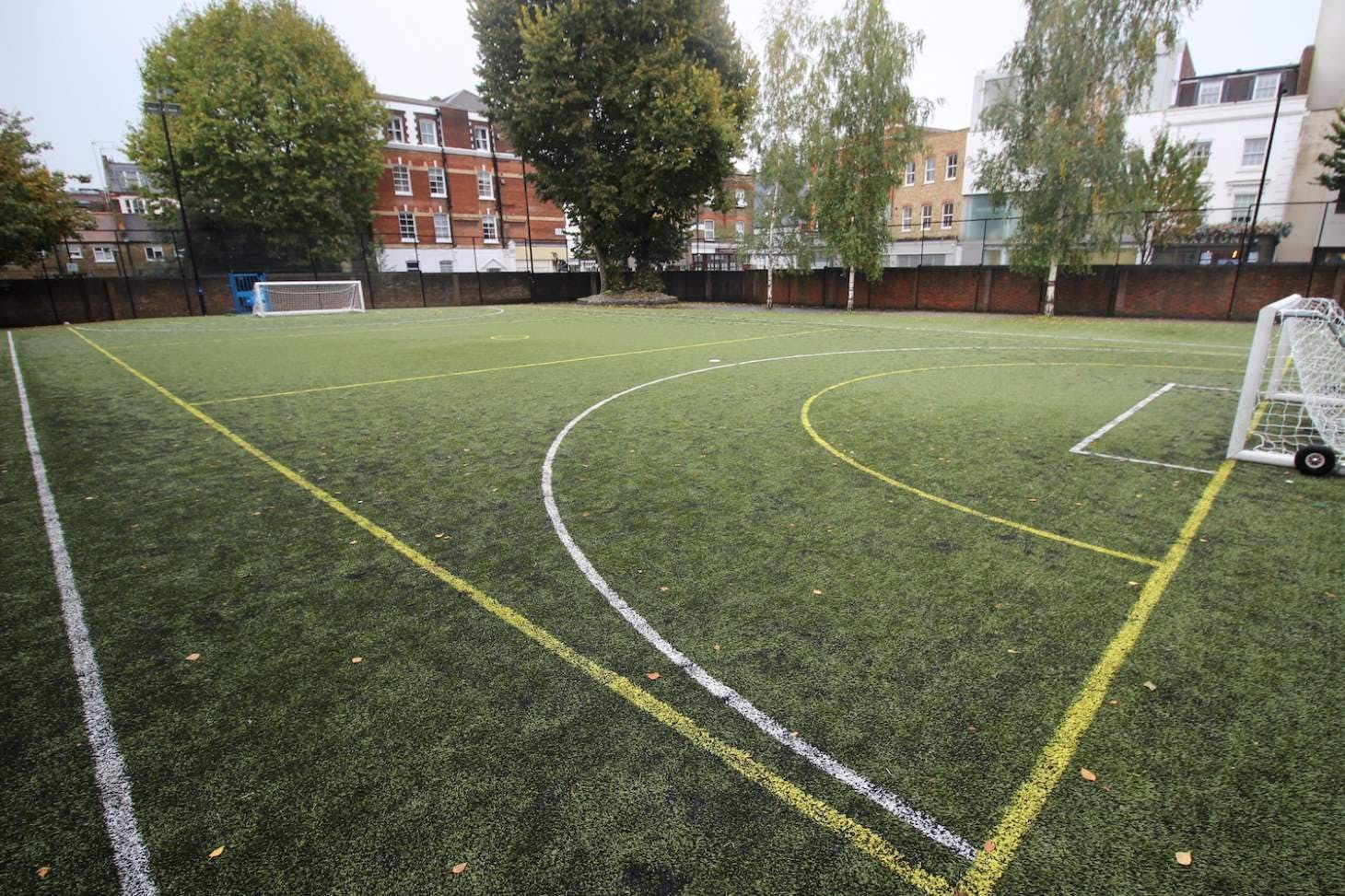 King Solomon Academy 5 a side | 3G Astroturf football pitch